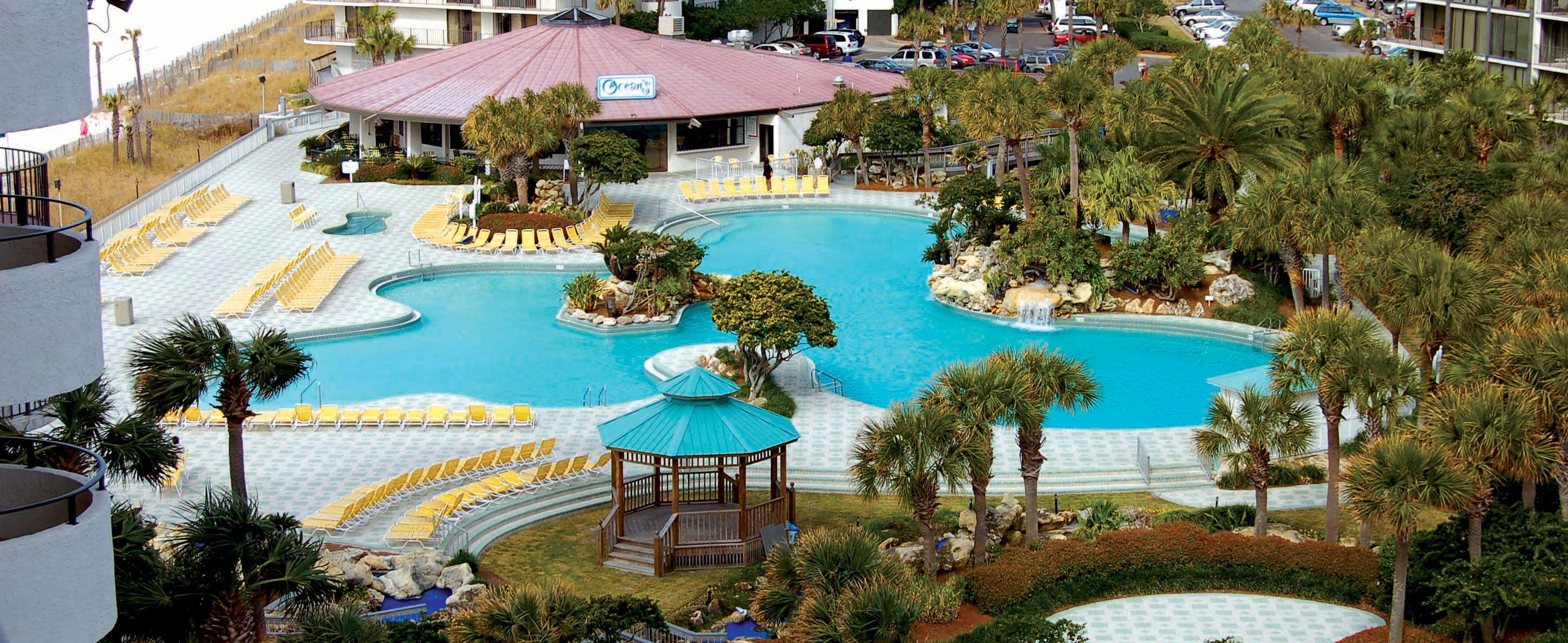 Panama city beach extended stay r j tours for The edge water