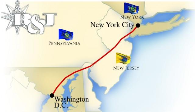 Worksheet. New York City  Washington DC Multigenerational  R  J Tours