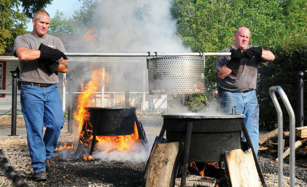 Vintage door county tour full call for waitlist 1 800 for Door county fish boil
