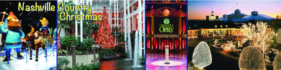 Nashville Christmas web banner