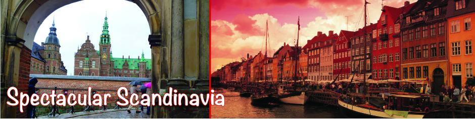 Scandinavia web banner