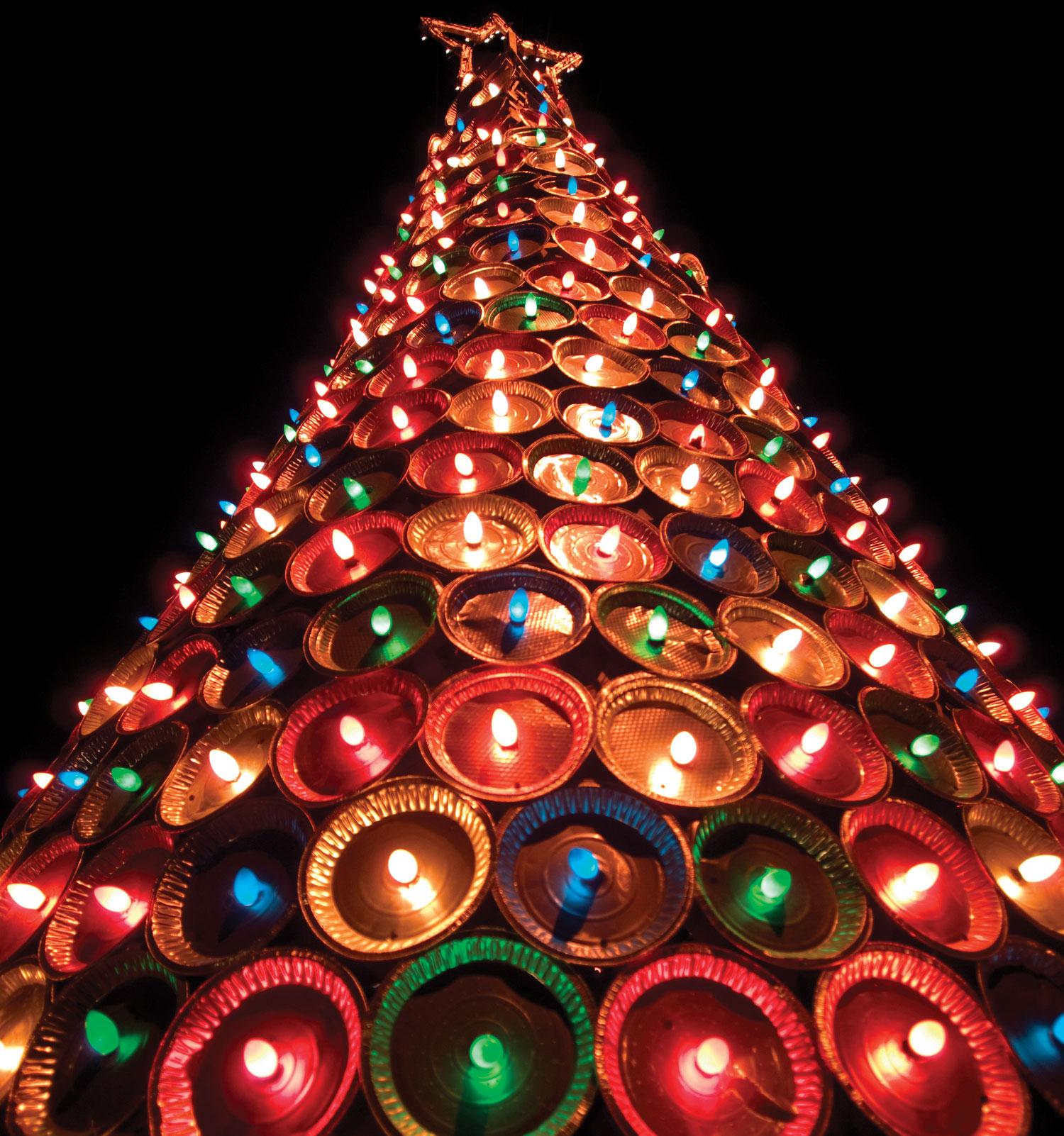 Christmas Tree San Jose: San Antonio Riverwalk Christmas