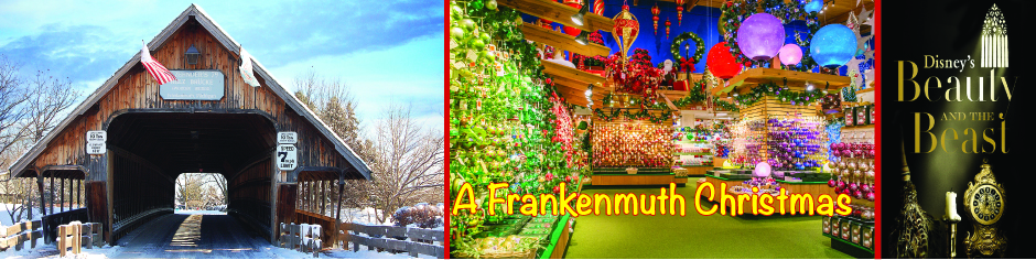 A Frankenmuth Christmas web banner