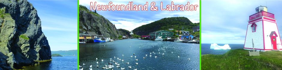 Newfoundland Labrador web banner