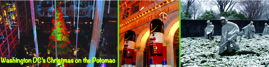 DC Christmas Potomac web banner