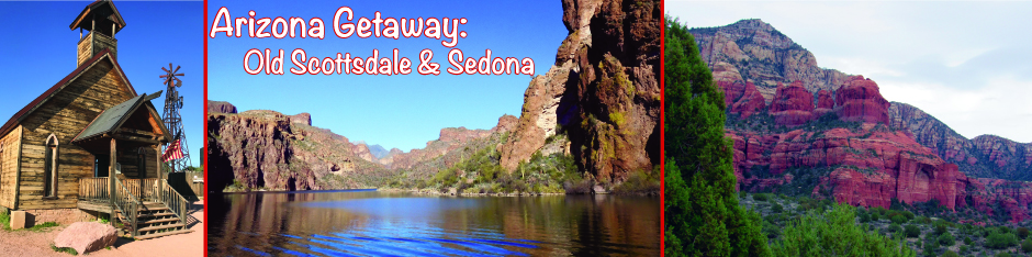 AZ Getaway web banner