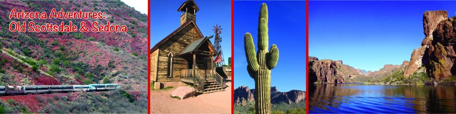 Arizona Adventures web banner